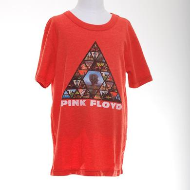 Pink Floyd Kids Pyramid Images Youth T-Shirt