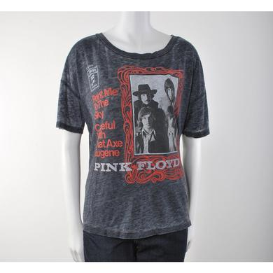 Pink Floyd Chaser Point Me To The Sky Boyfriend T-Shirt