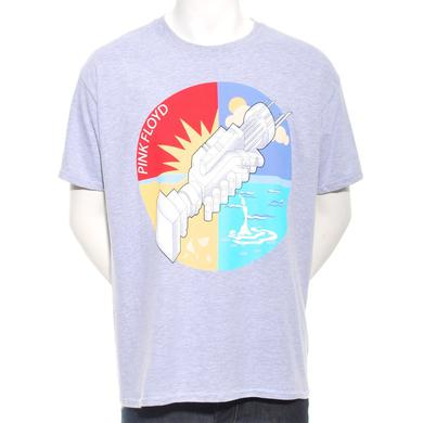 Pink Floyd Four Elements Robot Handshake T-Shirt