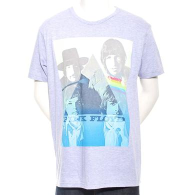 Pink Floyd Young Band Prism Overlay T-Shirt