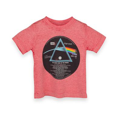 Pink Floyd Toddler's Dark Side A Label T-Shirt