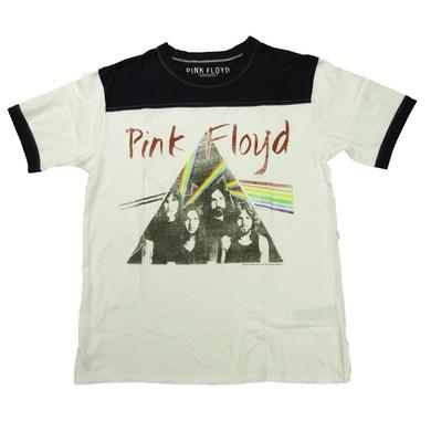Pink Floyd Kids Two-Tone Football T-Shirt