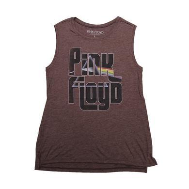 Pink Floyd Juniors Fill In Sleeveless T-Shirt