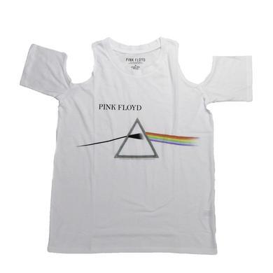 Pink Floyd Peek-a-boo Shoulder Women's Prism T-Shirt