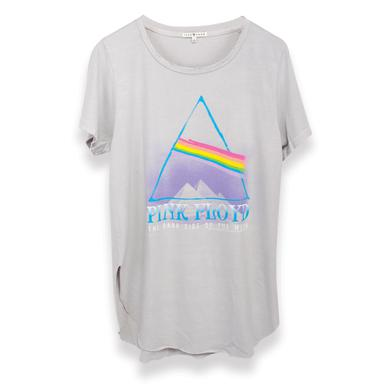 Pink Floyd TDSOTM Purple Mountain Prism Tee
