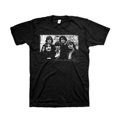 Pink Floyd The Early Years Photo Tee: 1968