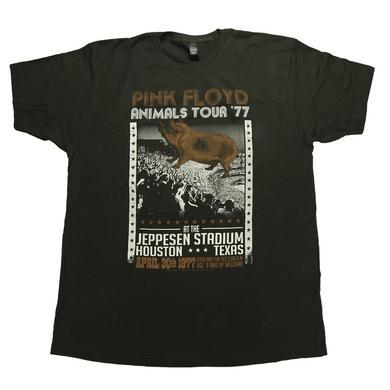 Pink Floyd Houston '77 Animals Tour T-Shirt