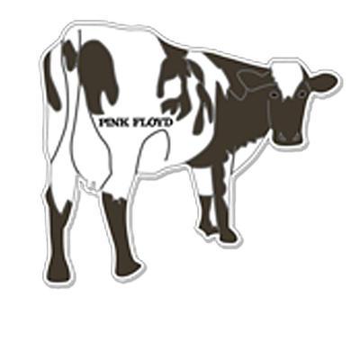 Pink Floyd Atom Heart Mother Fridge Magnet