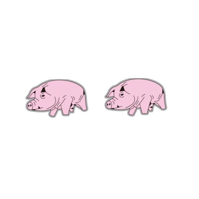 Pink Floyd Pig Cufflinks