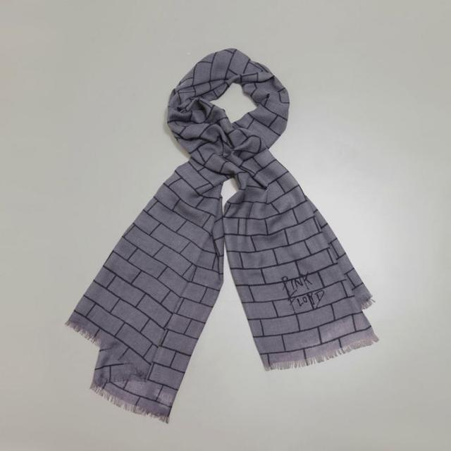 Pink Floyd The Wall Gray Scarf