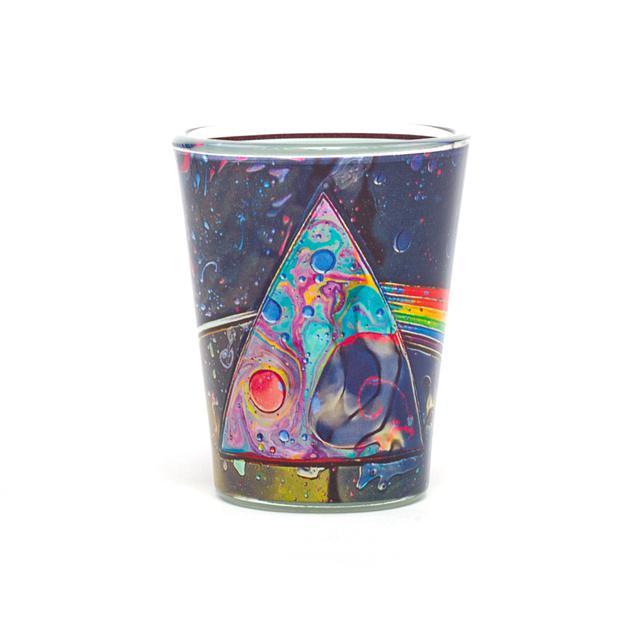 Pink Floyd TDSOTM Prism Shot Glass