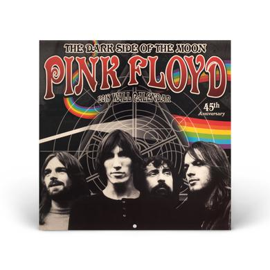 Pink Floyd Dark Side of the Moon 2018 Wall Calendar