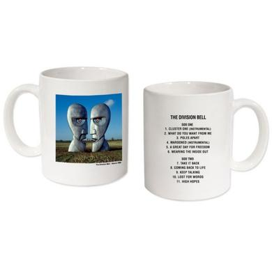 Pink Floyd The Division Bell  Vinyl Collection Mug