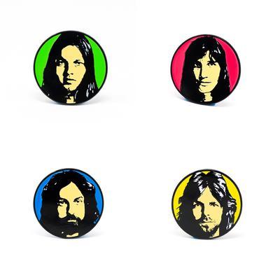 Pink Floyd Meddle 4 Pin Set