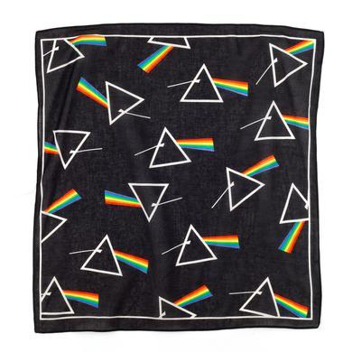 Pink Floyd Prism Logo Bandana