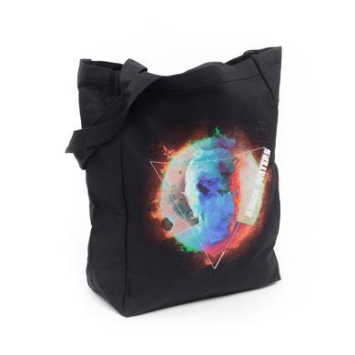 Pink Floyd Glowing Orb 2016 Tote Bag
