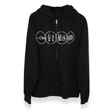 Pink Floyd Icons and PowerStation Hoodie