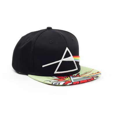 Pink Floyd Embroidered 3D Dark Side Hat Black