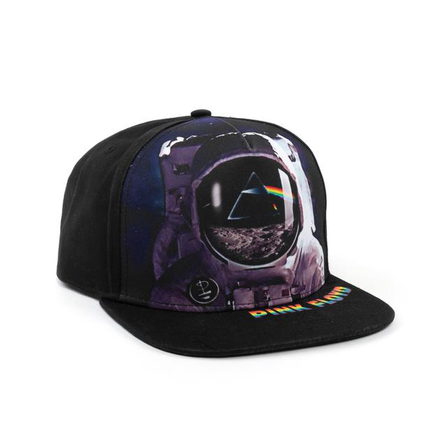 Pink Floyd The Dark Side of the Moon Graphic Snapback Hat