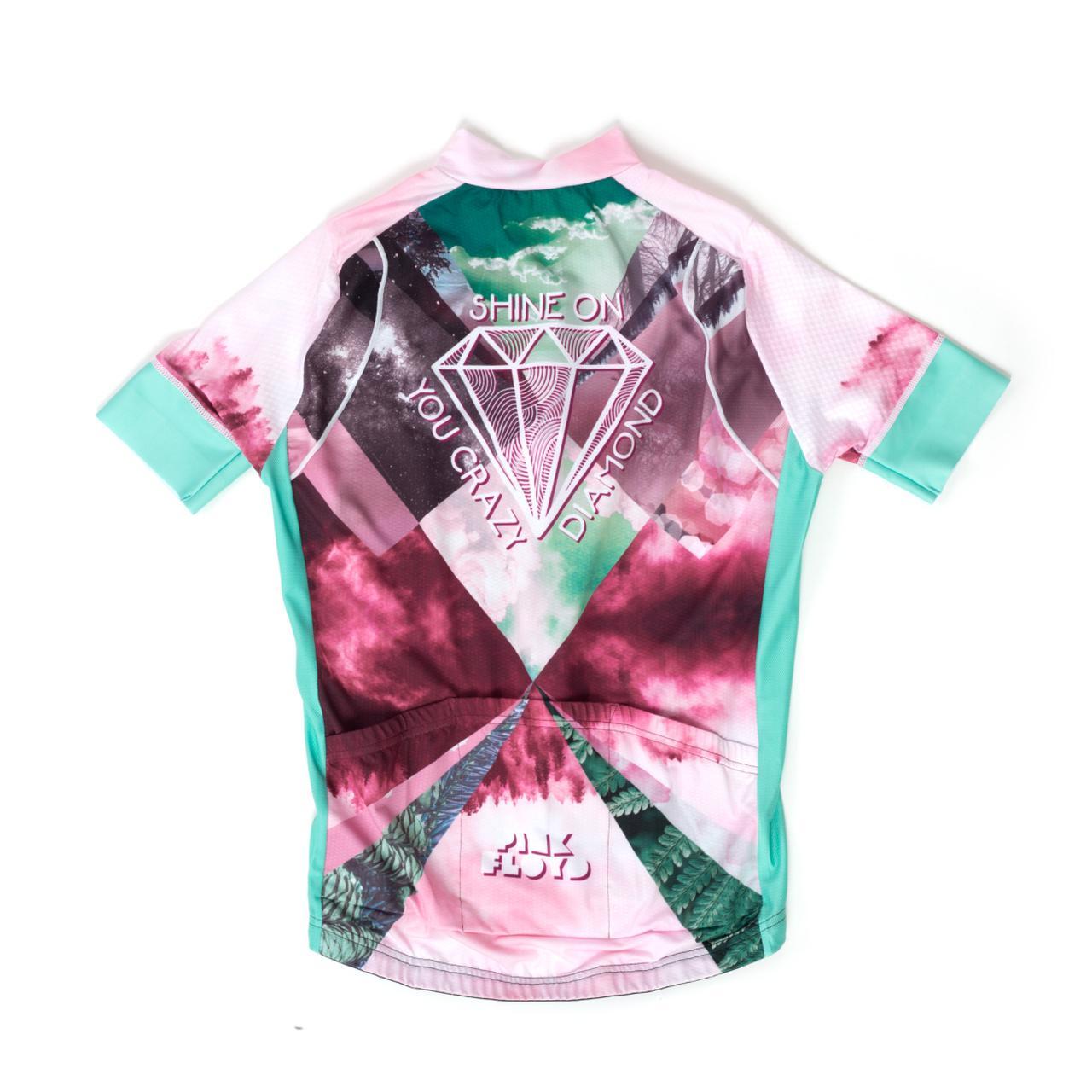 Pink Floyd Shine on You Crazy Diamond Women s Cycling Jersey. Tap to expand 83b1de52d