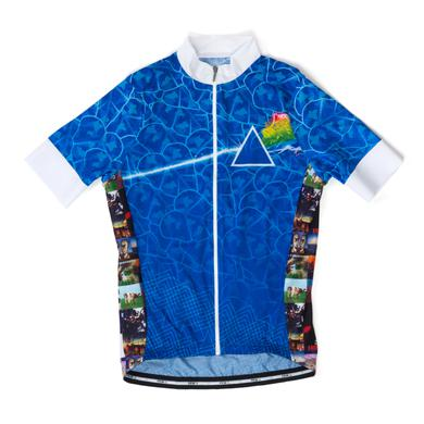 Pink Floyd Primal Wear Album Collage Cycling Jersey