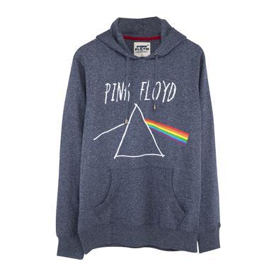 Pink Floyd Blue Dark Side Hoodie