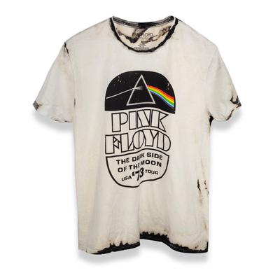 Pink Floyd Dark Side Of The Moon US '73 Tour T-Shirt