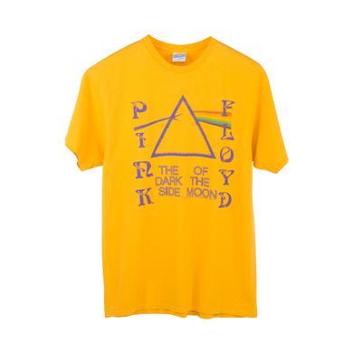 Pink Floyd Vintage Yellow T-Shirt