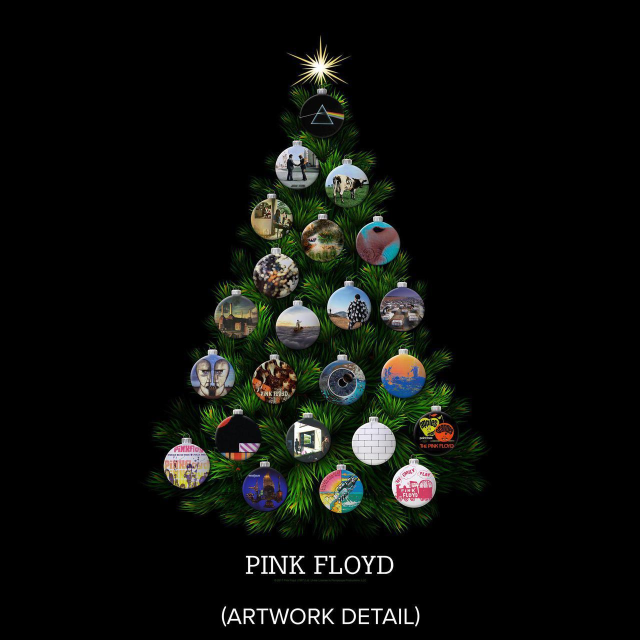 Pink Floyd Holiday Tree Tee