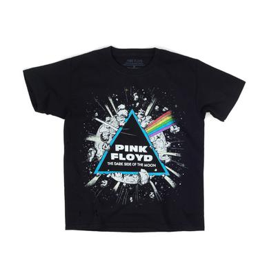 Pink Floyd Dark Side Of The Moon Galaxy T-Shirt