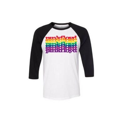 Pink Floyd Secret Rainbow Raglan