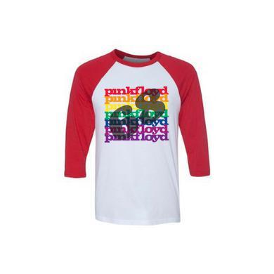 Pink Floyd Rainbow '68 Raglan