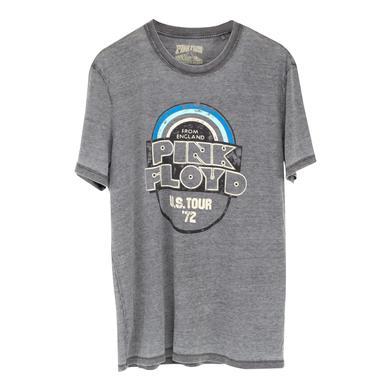 Pink Floyd U.S. Tour '72 Grey T-shirt