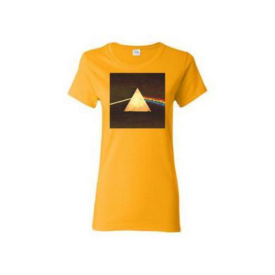 Pink Floyd Prism Variations: Women's Broken Glass T-Shirt