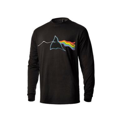 Pink Floyd Prism Variations: Distortion Long Sleeve T-Shirt