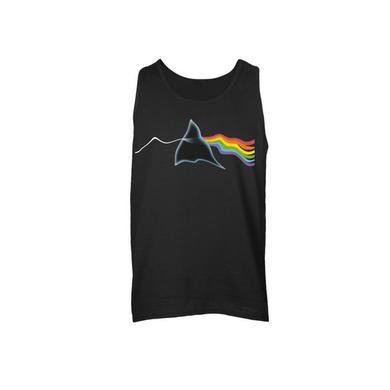 Pink Floyd Prism Variations: Distortion Muscle Tank