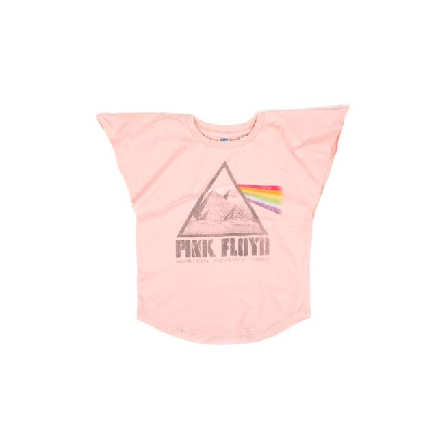 Pink Floyd Kids Pink Prism Shirt