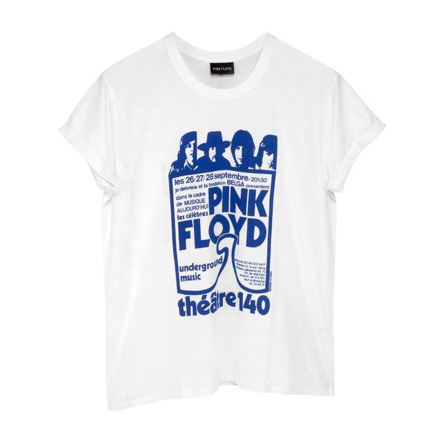 Pink Floyd Theatre 140 Concert Poster T-Shirt