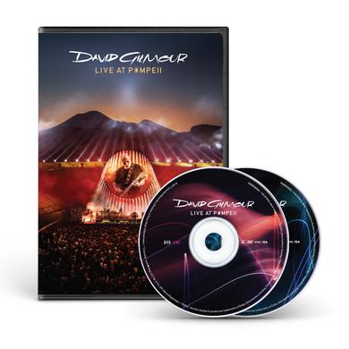 David Gilmour Live At Pompeii - 2-DVD Set