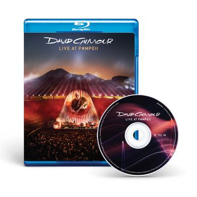 David Gilmour Live At Pompeii - Blu-Ray