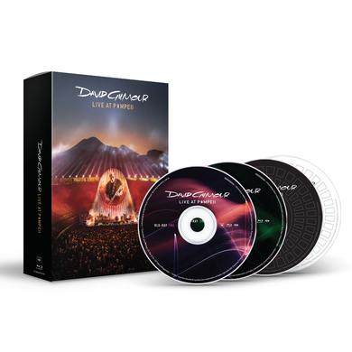 David Gilmour Live At Pompeii - Deluxe Edition 2-CD/2 Blu-Ray Box