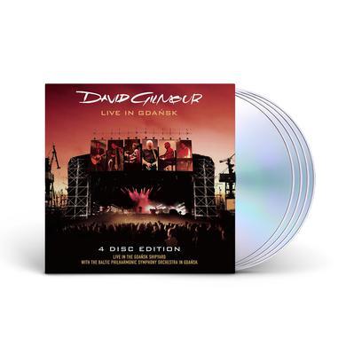 David Gilmour Live In Gdansk (2CD/2DVD)
