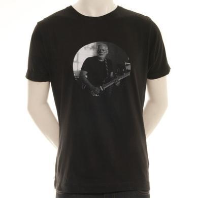 David Gilmour Cartoon Back T-Shirt
