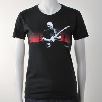David Gilmour Live In Gdansk Photo Women's T-Shirt