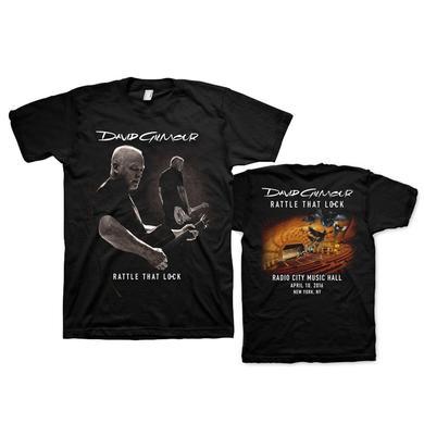 David Gilmour Radio City Event T-Shirt