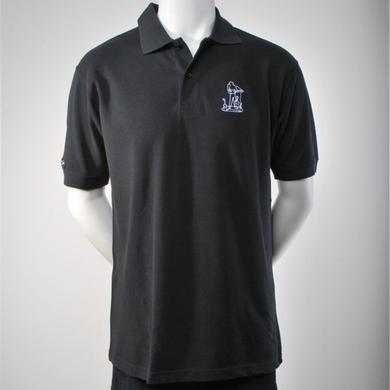 David Gilmour Cotton Pique Polo Shirt