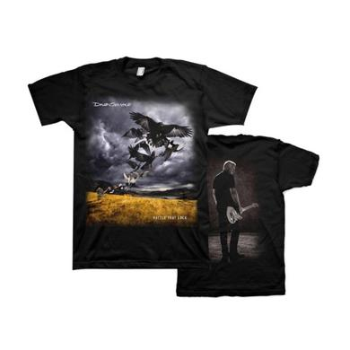 David Gilmour Rattle That Lock Two-Sided T-Shirt