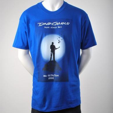 David Gilmour Royal Albert Hall Event T-Shirt
