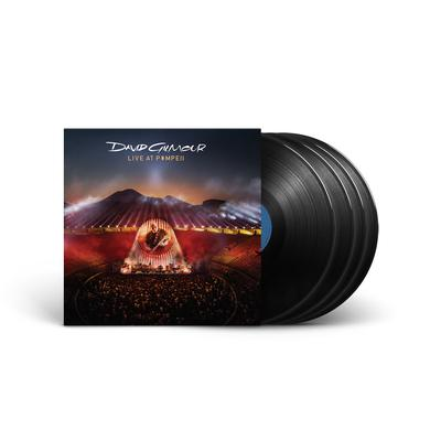 David Gilmour Live At Pompeii - 4-LP Set (Vinyl)