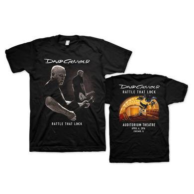 David Gilmour Auditorium Theatre Event T-Shirt